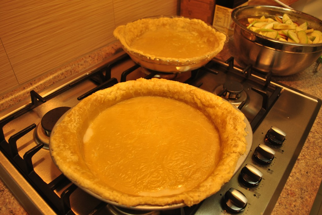 Golden Pie Crusts NIKON D3000 f/4; 1/20sec; ISO-200