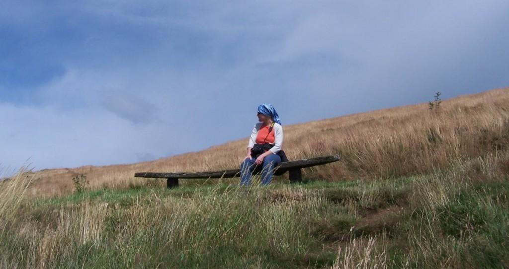 The Malvern Hills, Worcestershire England: f/5.6; Exposure 1/750sec