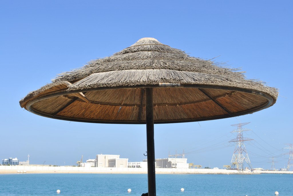 Le Meridien Abu Dhabi Beach Club: f/10; 1/160sec; ISO-100