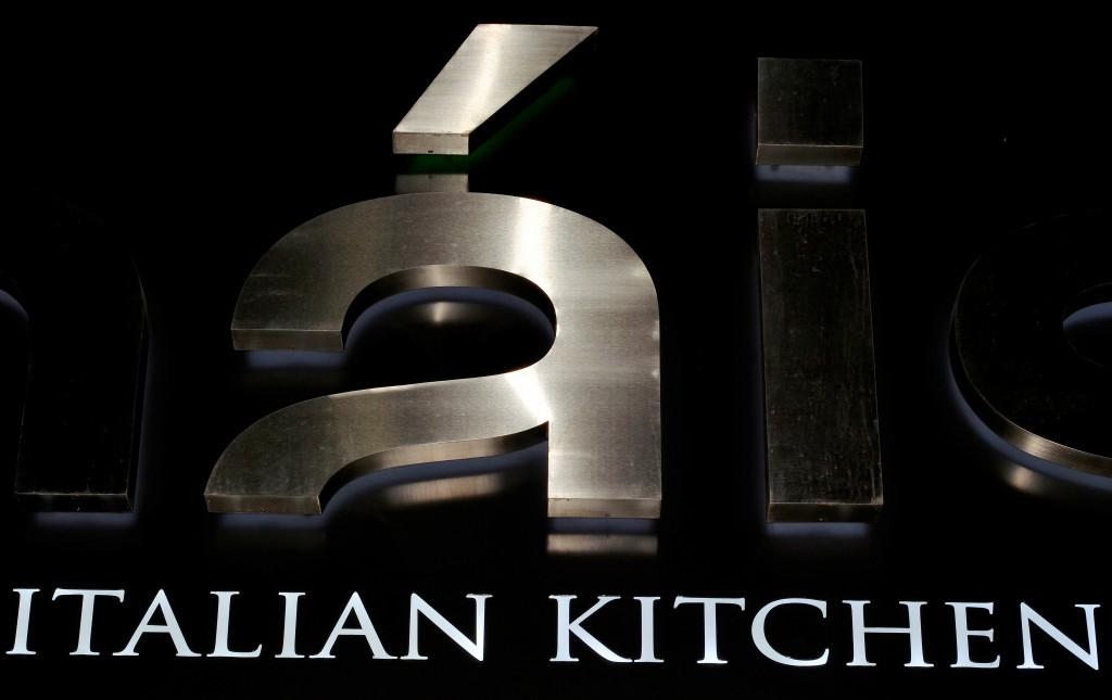 Nais Italian Kitchen: f/10; 1/60sec; ISO-250
