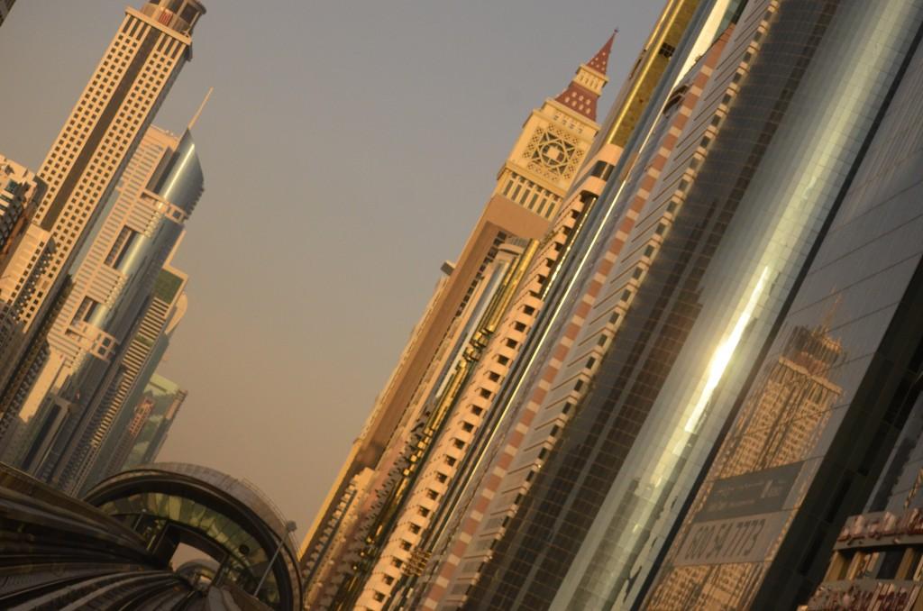"Dubai Metro on 26th January ""Australia Day"": f/6.3; 1/6400sec; ISO-1600"