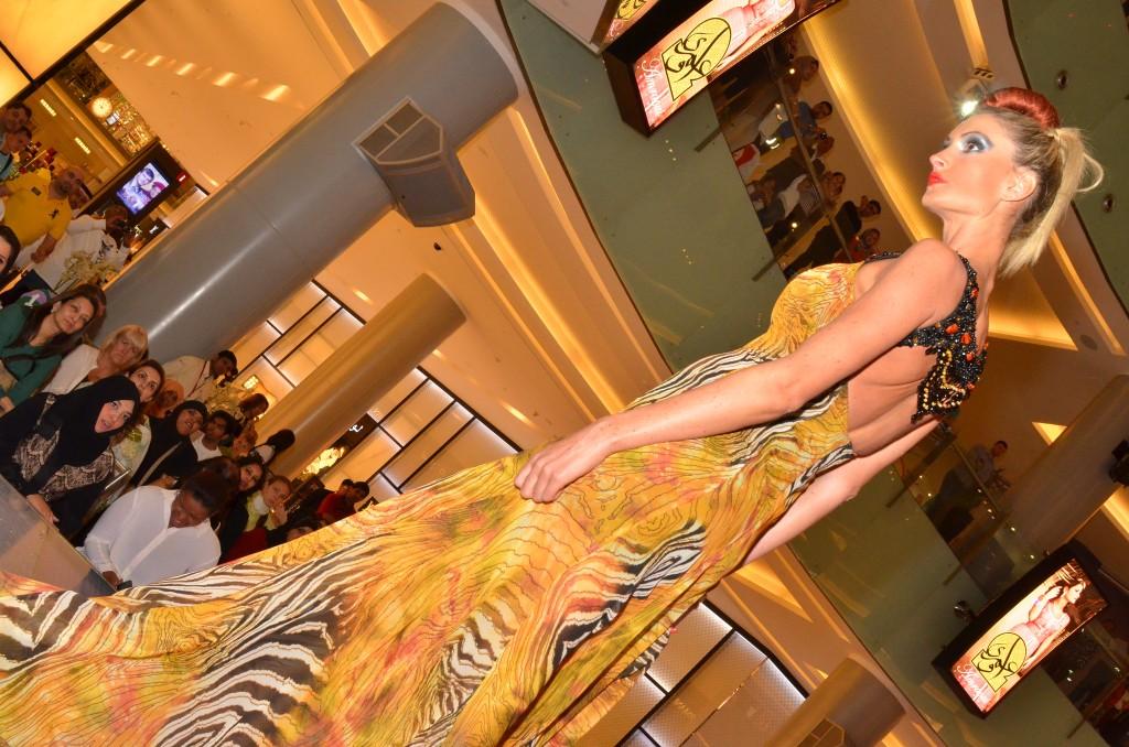 Fashion Show Dubai Mall 047