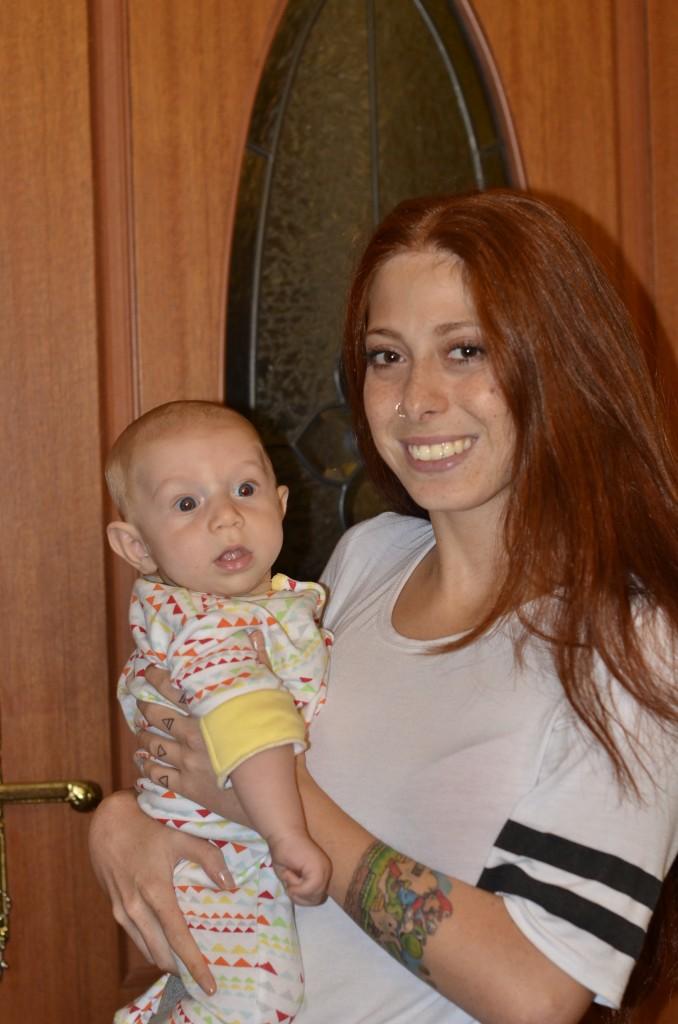 Aleka Hraiki at 18