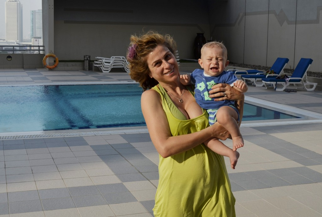 After nursery comes swimming