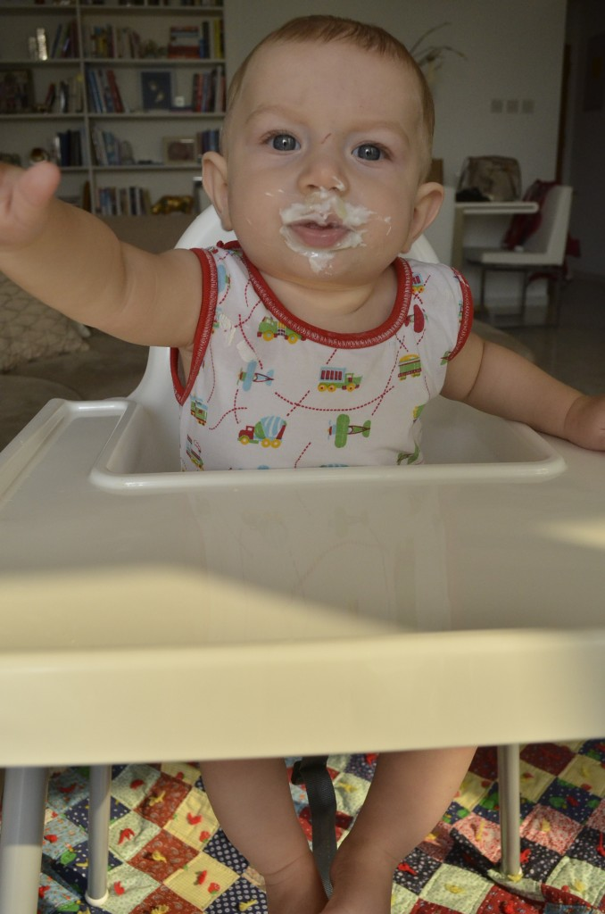 Yoghurt and Pool 009
