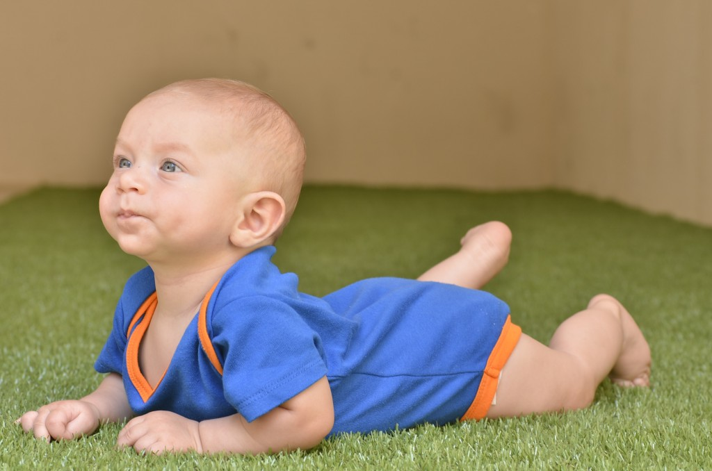Kingsley at 5 months