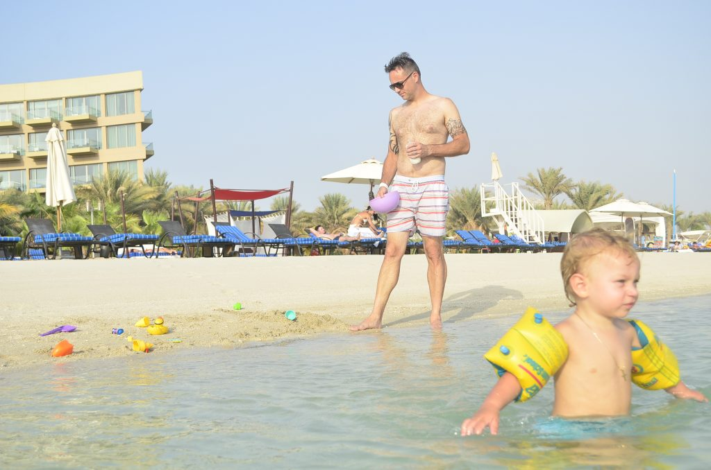 Swimmies on The Palm, Dubai